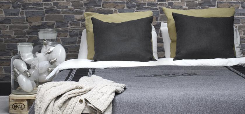 baksteen behang
