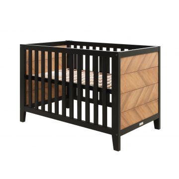 baby seng Job sort og naturlig